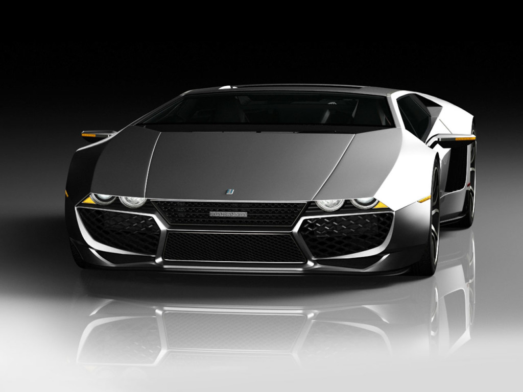 This DeLorean will not be built. It was not designed by DMC and looks too much like a Lamborghini!