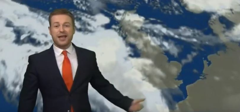 Tomasz Schafernaker's funniest moments