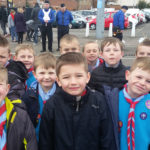 Colchester Scouts St. Georges Day