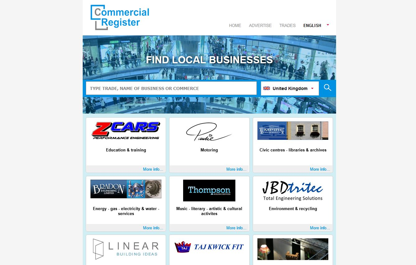 Commercial Register